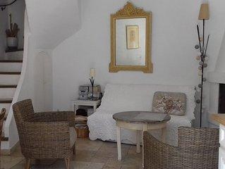 Rare au coeur de Saint Tropez une maison de charme