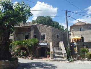 Gîte de charme à Goudargues (Gard)