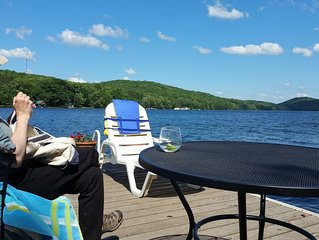 Lake of Bays, Air Conditioned, Back up Generator, Algonquin Park, Muskoka, Hunts