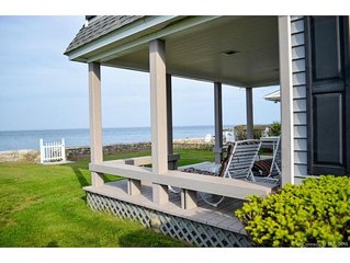 NEW LISTING -GORGEOUS WATERFRONT HOUSE in Black Point Beach