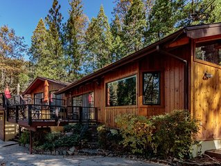 Fabulous lake view home at Falls Beach, with boat slip