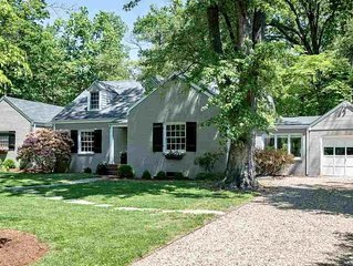 Charming 4 Bedroom in Heart of Charlottesville