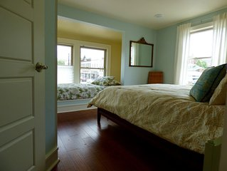 An amazing flat on Water Street in downtown Decorah