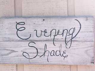 Evening Shade- Relaxing Western Feel