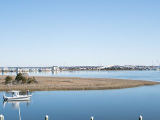 You have ARRIVED! - Beautiful views from Olde Town Yacht Club