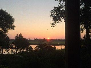 Gorgeous Marsh Views!