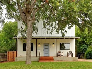 Modern Farmhouse in the heart of East Austin!