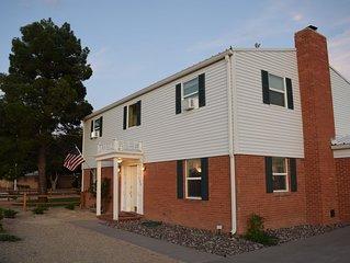 Charming home, quiet neighborhood, close to NMSU & Convention Center
