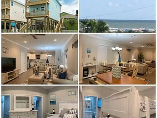 Tall Bluey, Well Maintained, Beachside, Short walk to the sandy shore