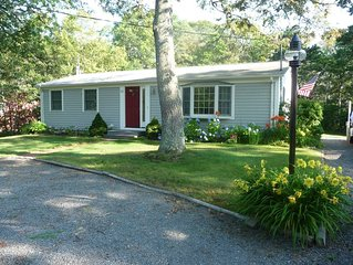2 Bedroom Ranch House, close to Red River Beach and Cape Cod Rail Trail