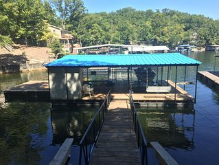 WaterFront House w/ Dock and Boat Slip near Bagnell Dam