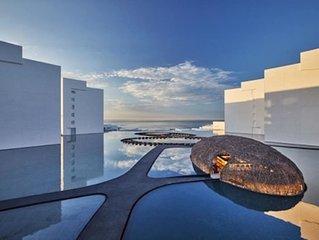 Grand Ocean Suite in Dream-like Luxury