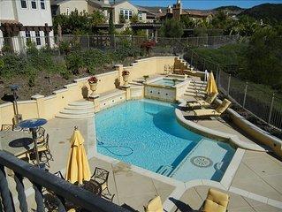 Huge beach-near executive home w/resort pool - bring the family