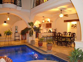 Casa Anita -Beautiful/Comfortable 2 Bdrm, 2 1/2 Bath & Private Pool