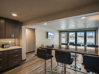 A newly renovated Luxury waterfront condo in the heart of downtown Sandpoint ID.