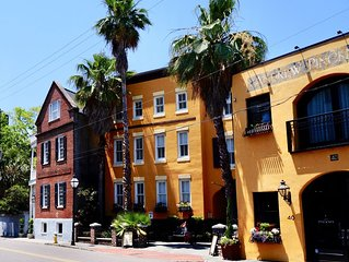 Private Historic Charleston Home and Garden (C.1851), Downtown