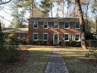 Convenient and comfortable Masters rental - 4 miles from Augusta National