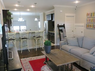 Charming 3 bedroom house near downtown Fayetteville Square