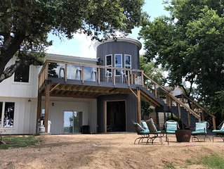The Silo on Lake Travis ( first floor)