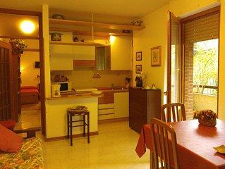Perugia: Appartamentino in zona tranquilla, residenziale e panoramica.