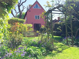 3 Bed House with Private Garden just off Dedham High Street