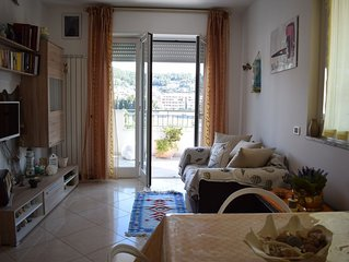 Perfect  flat for peaceful weekends by the sea