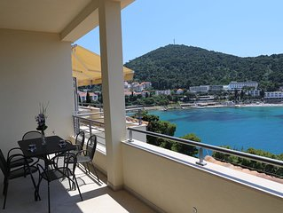 Dubrovnik Luxury duplex apartement on water front
