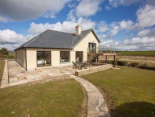 Villa Yeats. Stunning Beach Side Retreat. Ardmore Co. Waterford Sleeps 13