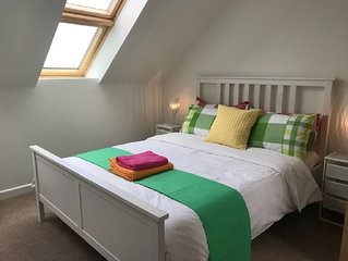 A modern 3 bedroomed holiday accommodation in Watchet, West Somerset.
