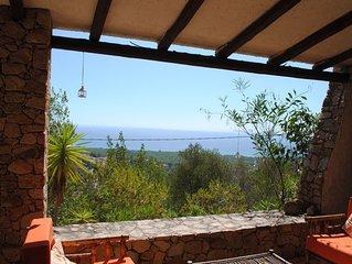 'Villa Pupa'paradiso nella roccia.