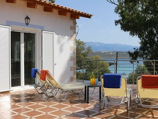 Villa Bougainvillea, just a few steps from the beach