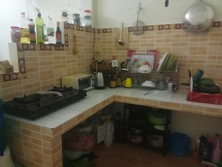 Convenient House at the Central of Ho Chi Minh City-Dinh Tien Hoang, Binh Thanh.
