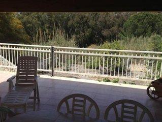 Casa vacanze con veranda ed ampio giardino