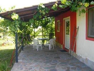 Ferienhaus Faskomilia für 3 - 4 Personen mit 1 Schlafzimmer - Ferienhaus