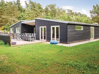 6 Zimmer Unterkunft in Ebeltoft