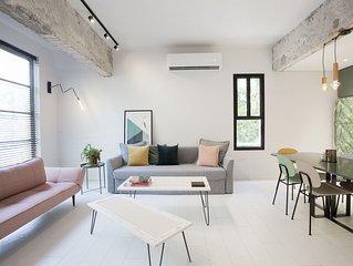3 Bedrooms (Amazing) Apartment - 4 - 26 Dizengoff Street.
