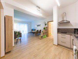 Große design Wohung direkt im Stadtzentrum von Bozen für 4 Personen