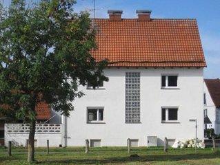 Ferienhaus Spangenberg für 8 - 10 Personen mit 4 Schlafzimmern - Bauernhaus