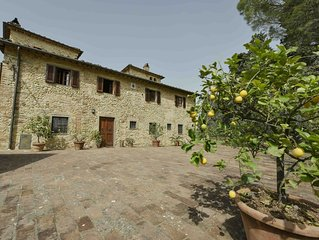 Oasis of RELAX in the heart of Chianti