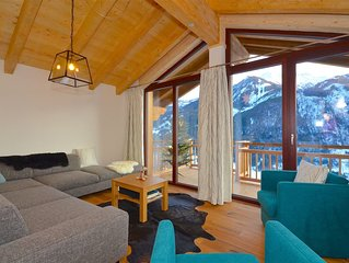 Ski-in/Ski-out Chalet Maiskogel 13a - modern, Sauna, direkt neben der Skipiste