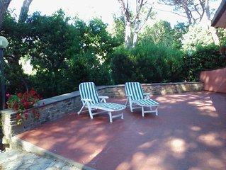 Villa Picci nella pineta a pochi metri dal mare