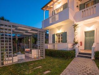 Tasos Villas - Apartment No 1 - Spacious ground floor apartment with garden area