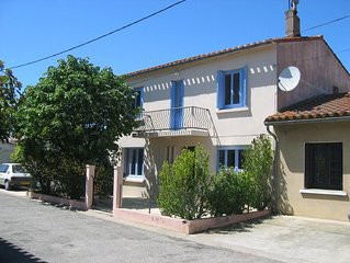 Villa with own pool, sleeps six, south west France.