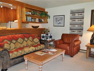 RMR: Cozy 1 Bedroom Aspens condo. Great for small Families!