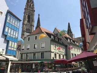Studio dans l'hypercentre médiéval de Mulhouse