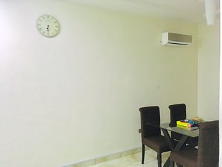 MB  Suites with extra lounging spaces Chevron Lekki Conservation Area