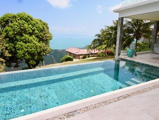 SeaView Baan Paradise , elegance and serenity just a step from beaches