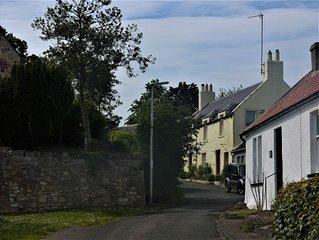 Kirkview Cottage, Pet Friendly, Sleeps 4, Upper Largo Nr St Andrews, Fife