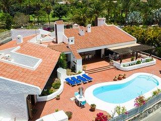 Exclusive Villa in Maspalomas