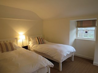 Trelowarren mill, a beautiful three bedroom detached house in an idyllic setting